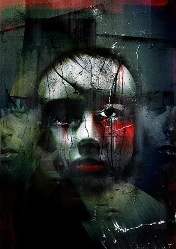 The Masquerade - Portraits by Luís-Araújo